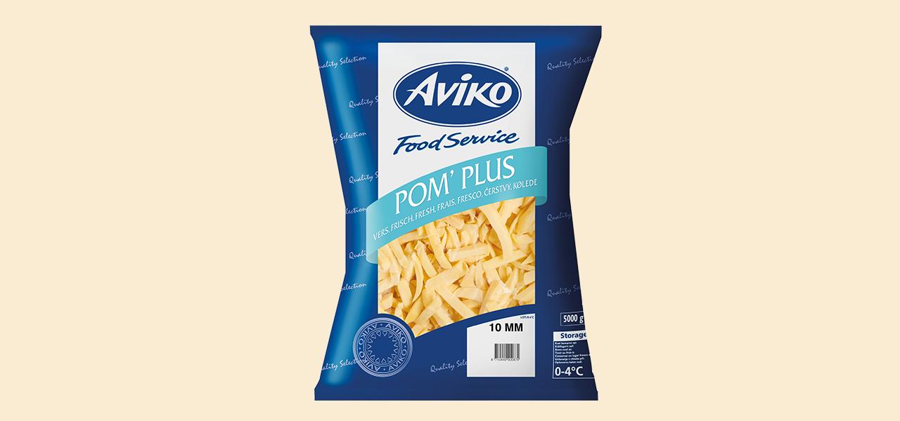 Aviko Pommes Frites 10 mm, Frisch