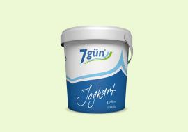 7gün Joghurt 10 % Fett 1 kg