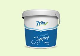 7gün Joghurt 10% Fett 5 kg