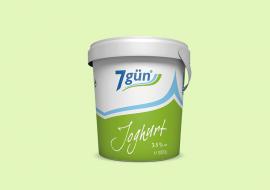 7gün Joghurt 3,5 % Fett 1 kg