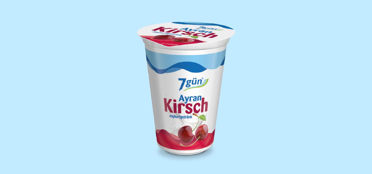 7gün Ayran Kirsch