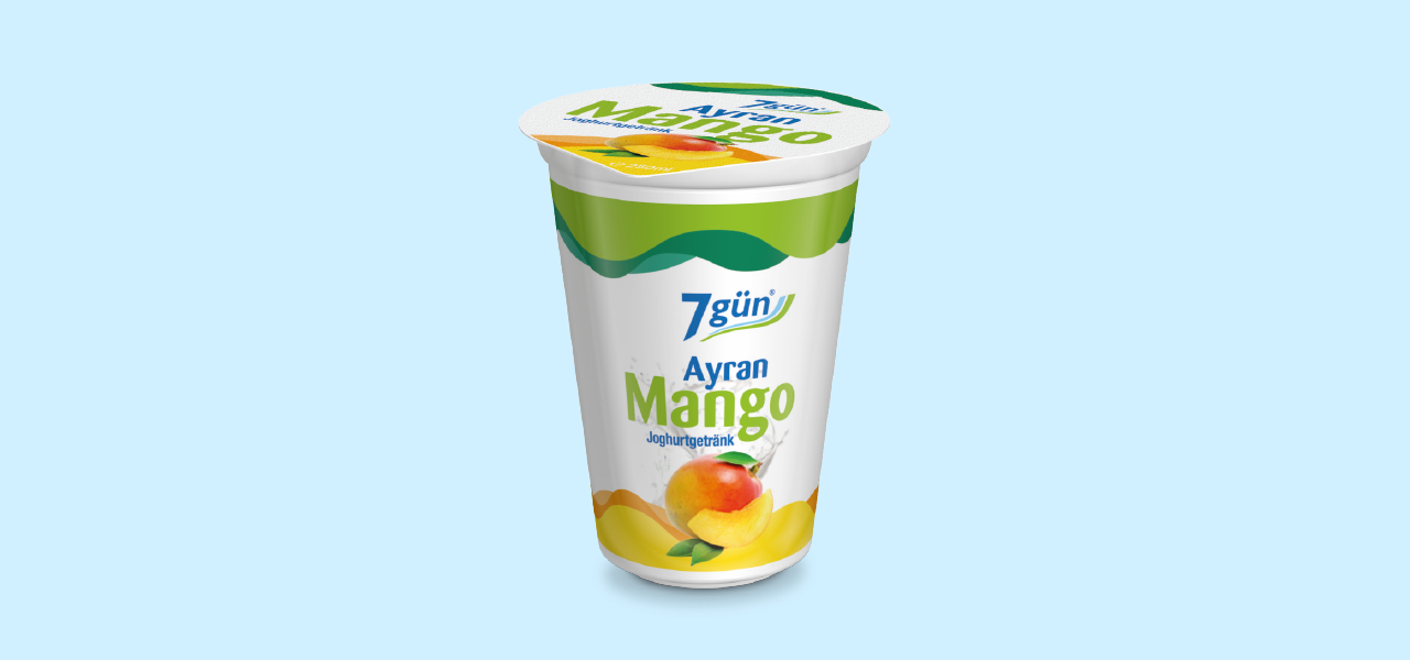 7gün Ayran Mango
