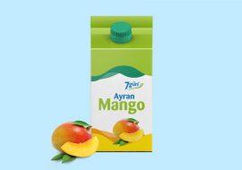 7gün Ayran Mango 500ml