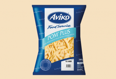 Aviko Pommes Frites 10 mm, Tiefkühl