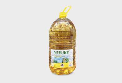 Noury Rapsöl, 10 L