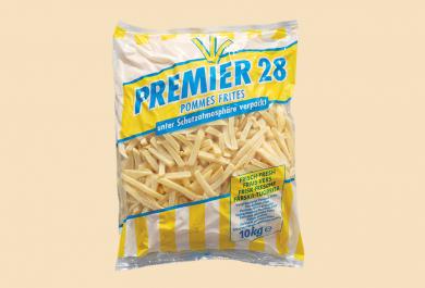 Wernsing Pommes Frites 8 mm, Frisch